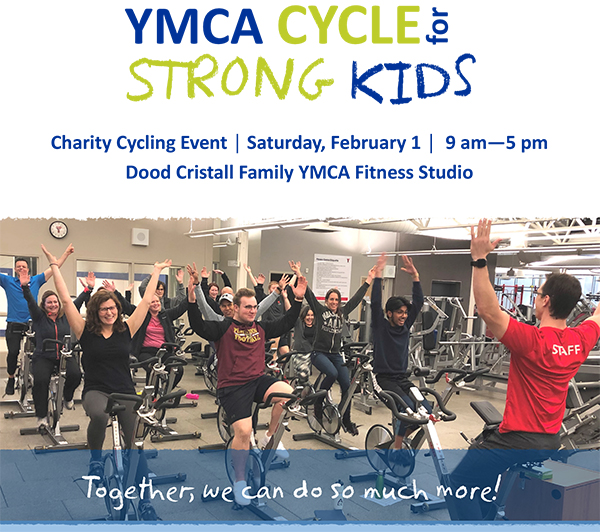 Cycle for Strong Kids