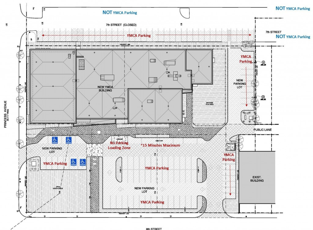 Parking map Nov 2014